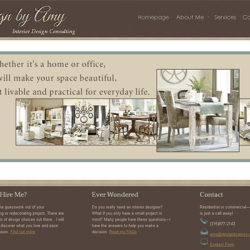 Design by Amy   Visit Website