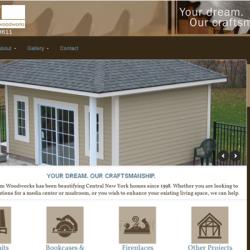 Creative Custom Woodworks | Visit Website