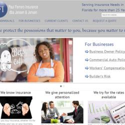 Paul Ferraro Insurance | Visit Website