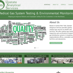Upstate Analytical Services | Visit Website