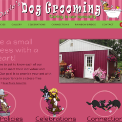 Dayle's Dog Grooming   Visit Website