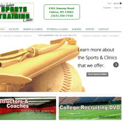 Fabius Indoor Sports & Training Center   Visit Website
