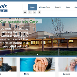 Iroquois Nursing Home, Inc.   Visit Website