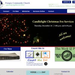 Pompey Community Church | Visit Website
